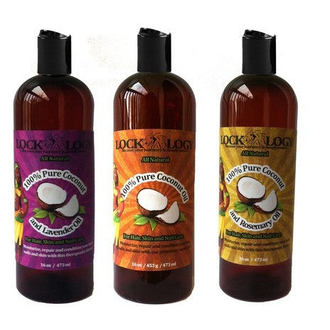 Lockology Coconut Oil