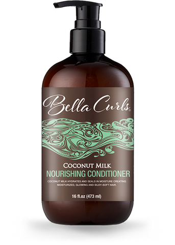 Bella Curls - Coconut Milk Nourishing Conditioner