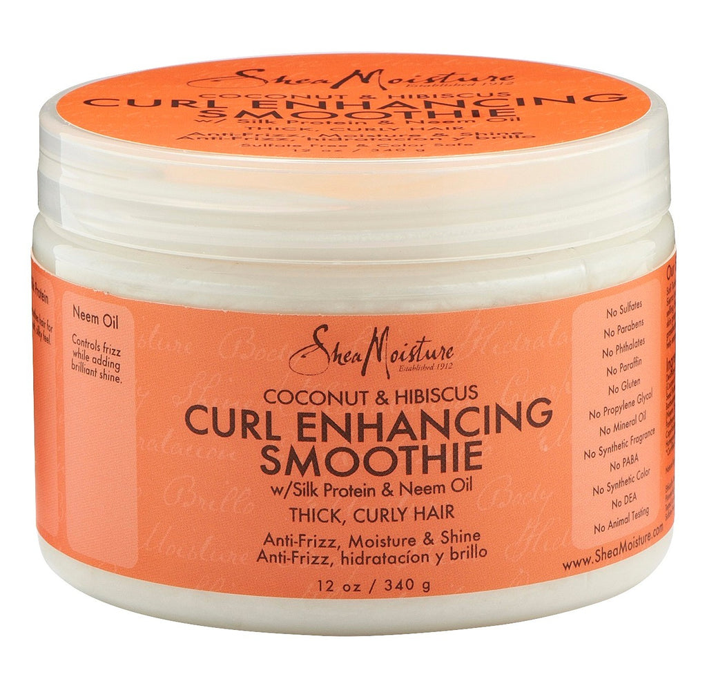 Shea Moisture Coconut Hibiscus Curl Enhancing Smoothie