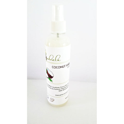 Jakeala - Coconut Juice Hair Leave in Spray Conditioner