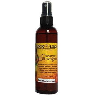 Lockology Coconut Lemongrass Loc Moisturizer