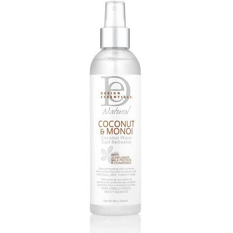 Design Essentials Coconut & Monoi Water Curl Refresher