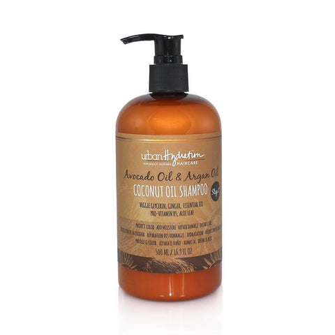 Urban Hydration - Coconut Oil Avocado & Argan Shampoo