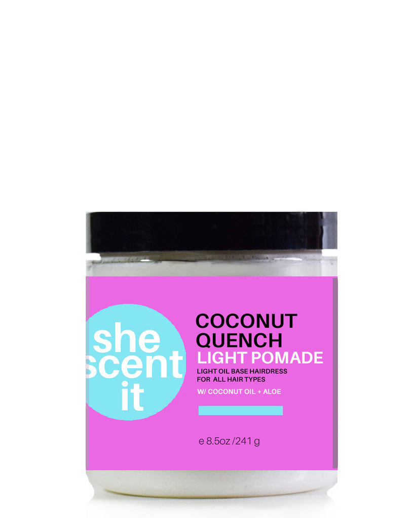 She Scent It - Coconut Quench Light Pomade
