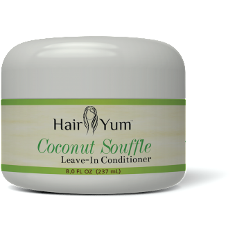 HairYum Coconut Souffle Leave-In Conditioner