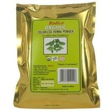 Radico ORGANIC Colorless Henna Powder