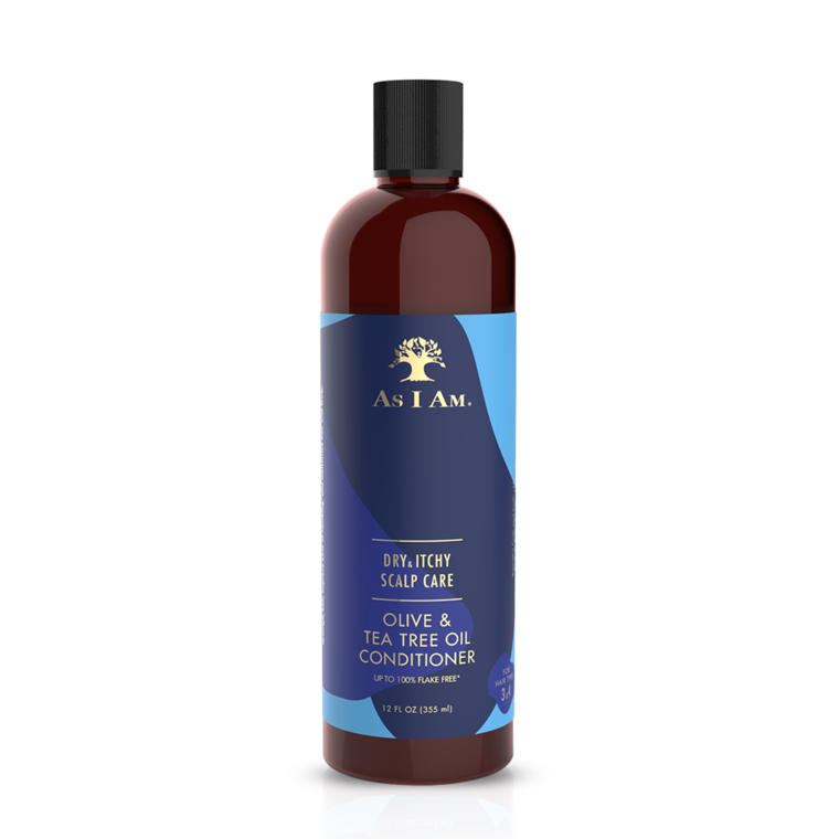 As I Am Naturally - Olive & Tea Tree Oil Conditioner