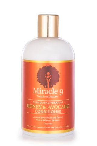 Miracle 9 Honey & Avocado Conditioner