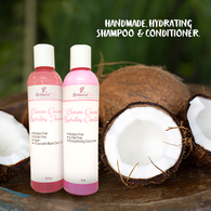 Botanical Bliss Banana Coconut Hydrating Shampoo