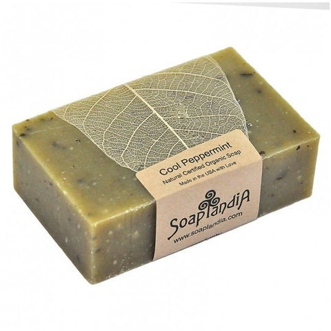 Soaplandia - Cool Peppermint Bar Soap