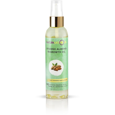 Naturalicious - Almond Regrowth Oil