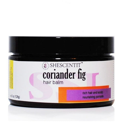 She Scent It - Coriander Fig Hair Balm