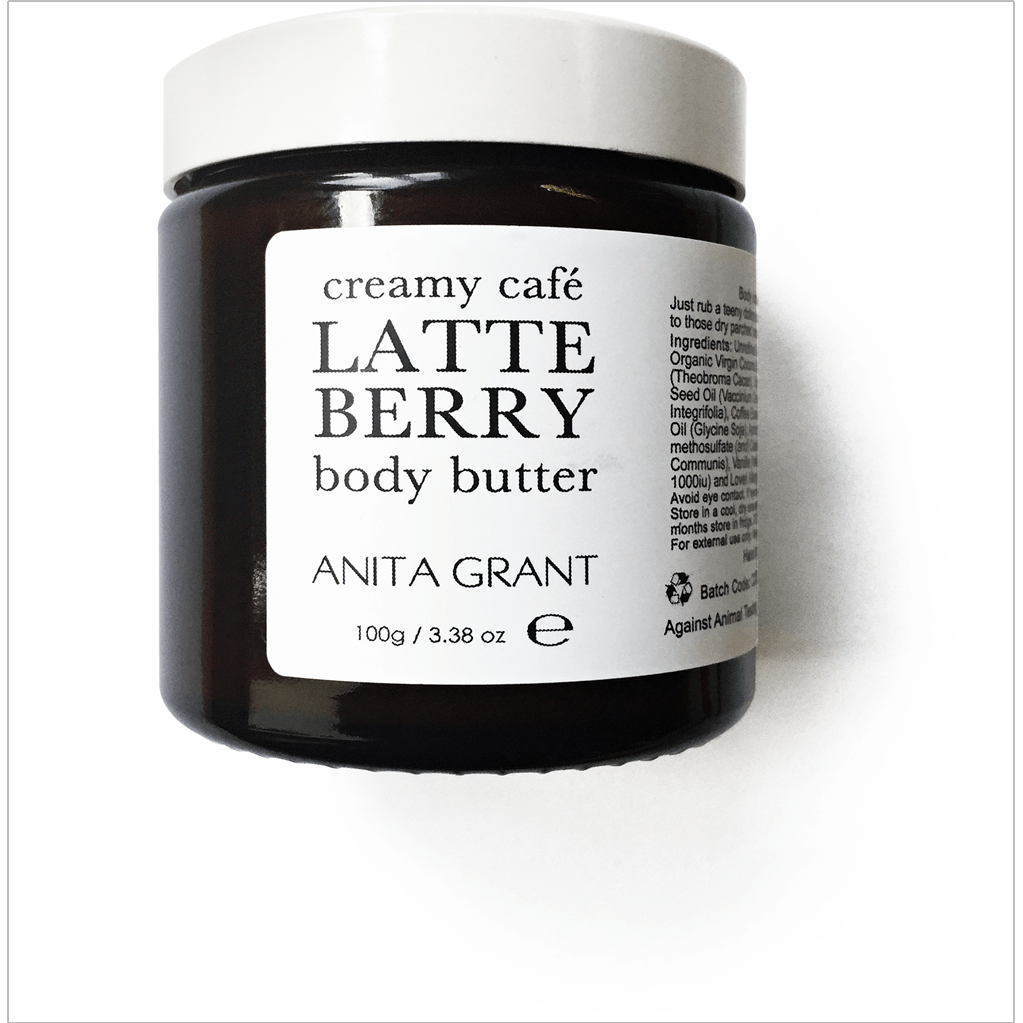 Anita Grant Creamy Cafe Body Latte