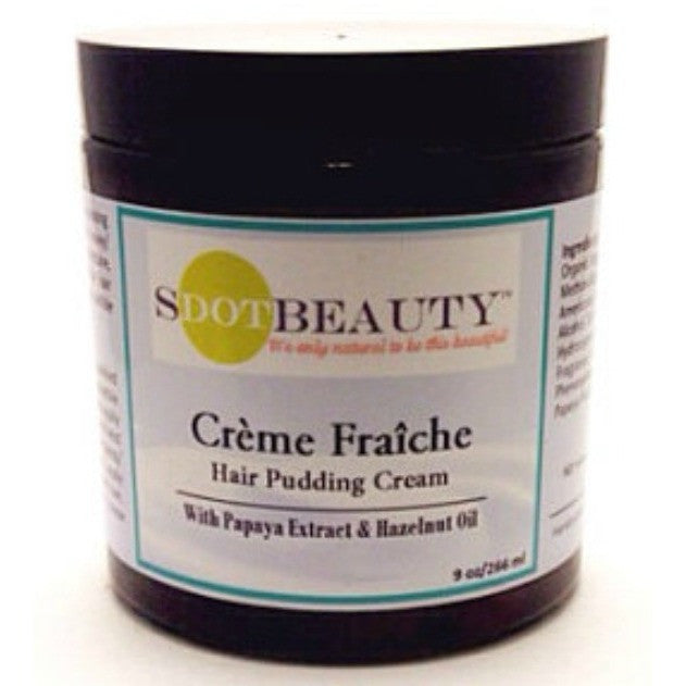 SDOT Beauty - Creme Fraiche Hair Pudding