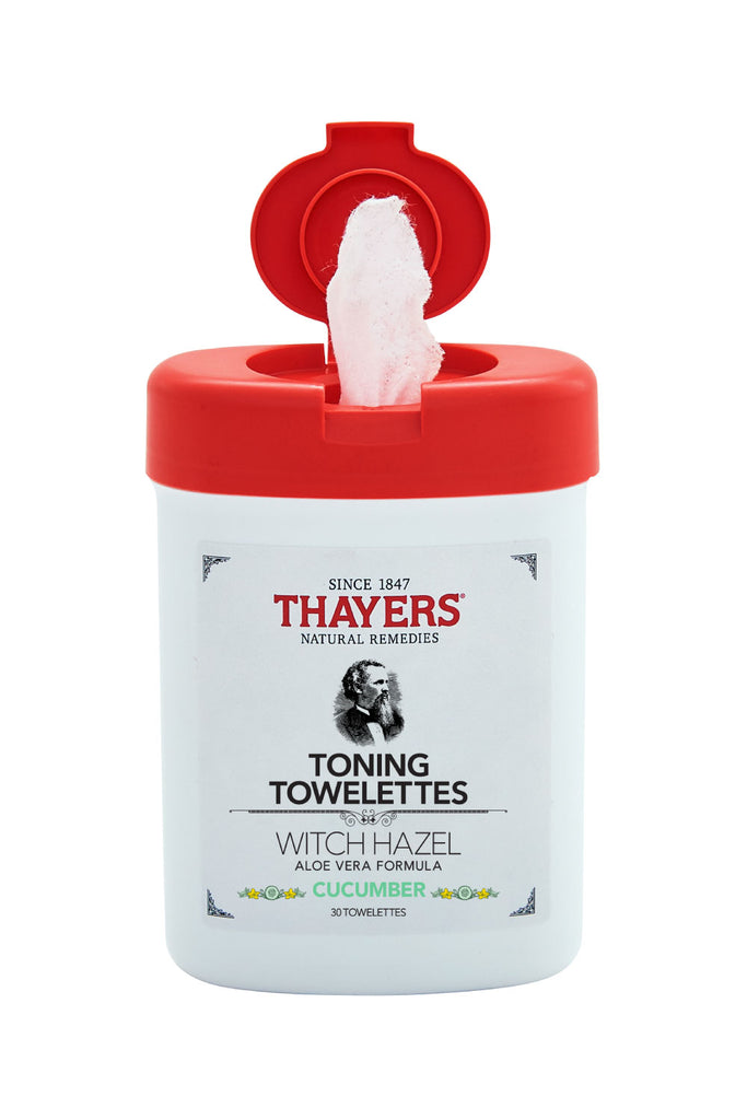 Thayers Toning Towelettes - Cucumber