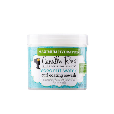 Camille Rose - Coconut Water Curl Coating Cowash