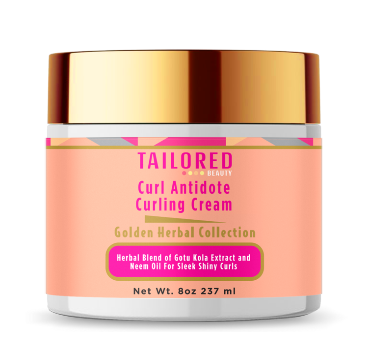Tailored Beauty - Curl Antidote Curling Cream