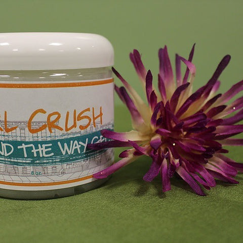 CURL CRUSH Around the Way Gel