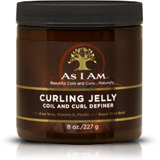 As I Am Naturally - Curling Jelly