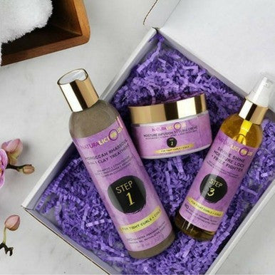 Naturalicious - Hello Gorgeous Hair Care System Tight Curls/Coils