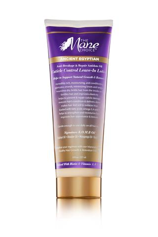 The Mane Choice - Ancient Egyptian Cuticle Control Leave-In Lotion