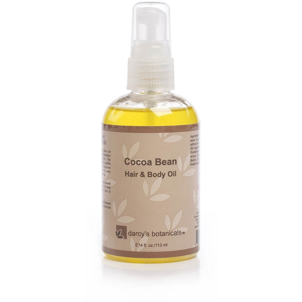 Darcy's Botanicals - Natural Hair & Body Oil