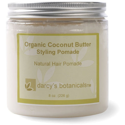 Darcy's Botanicals - Organic Coconut Butter Styling Pomade