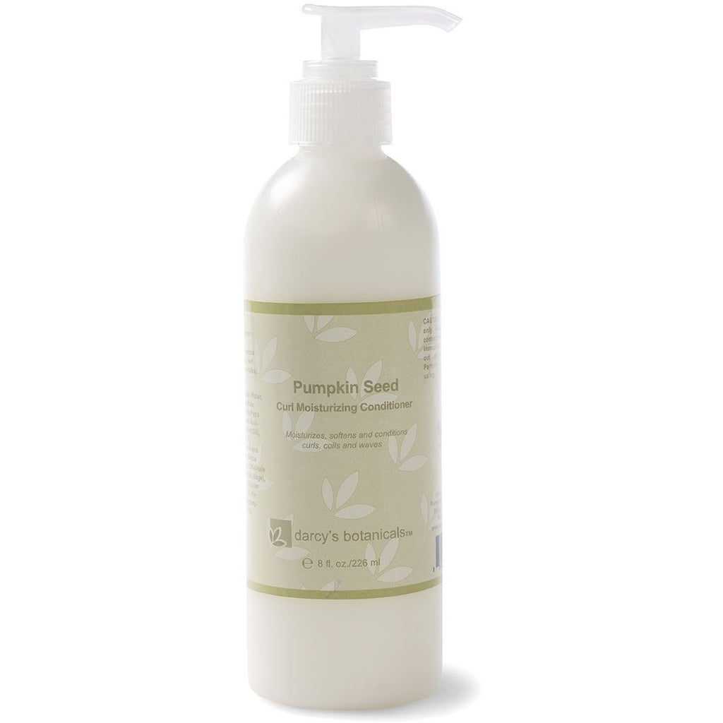 Darcy's Botanicals Pumpkin Seed Curl Moisturizing Conditioner
