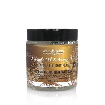 Urban Hydration - Avocado Oil & Argan Oil Coconut Oil Curl Defining Gel