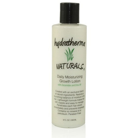 Hydratherma Naturals Daily Moisturizing Growth Lotion