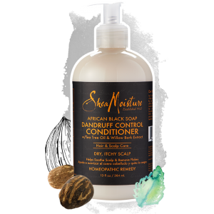 Shea Moisture African Black Soap Dandruff Control Conditioner