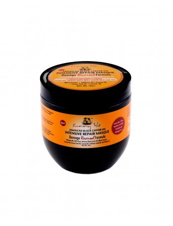 Sunny Isle - Jamaican Black Castor Oil Intensive Repair Masque