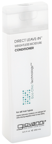 Giovanni Cosmetics - Direct Leave-In Weightless Moisture Conditioner