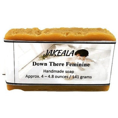 Jakeala - Down There Feminine Soap