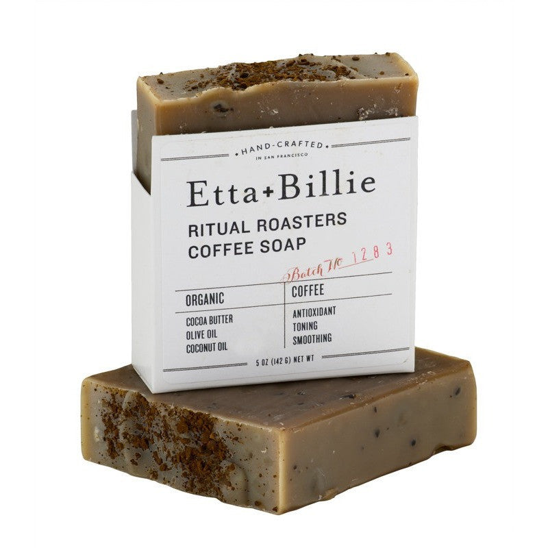 Etta + Billie Ritual Roasters Soap