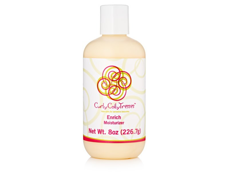 Curly Coily Tresses - Enrich Moisturizer