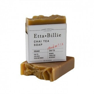 Etta + Billie Chai Tea Soap