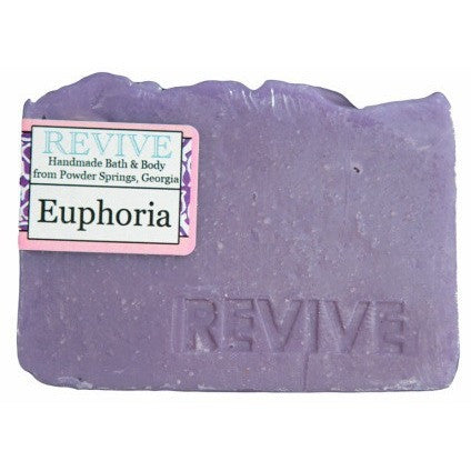 Revive Bath - Euphoria Cold Process Soap Bar