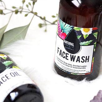 NaturalAnnie Essentials - Face Wash
