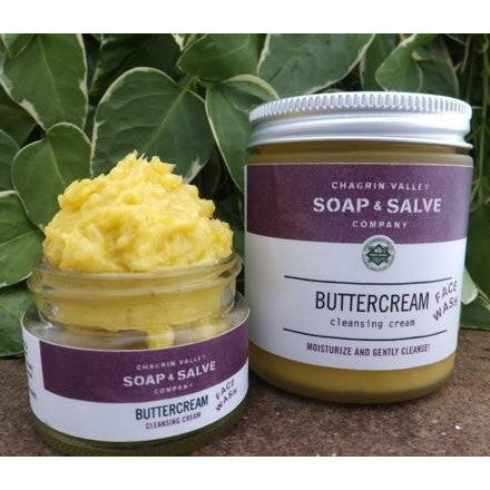 Buttercream Organic Face Wash Cleansing Cream
