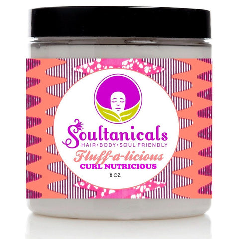 Soultanicals Fluffalicious Curl Nutricious