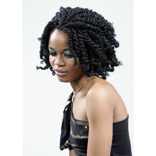 Kadi Natural Fluffy Twist Hair Hattache Beauty Lifestyle Goods