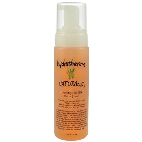 Hydratherma Naturals Foaming Sea Silk Curly Styler