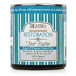 SheaTerra Organics - Foot Rituals Restoration Butter