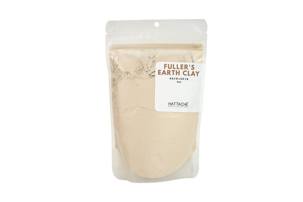 Hattache Cosmetic Clay - Fuller's Earth (Multani Mitti) Clay