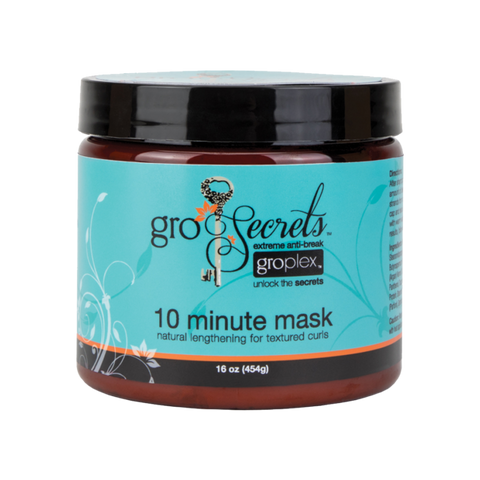 Gro Secrets 10 Minute Mask