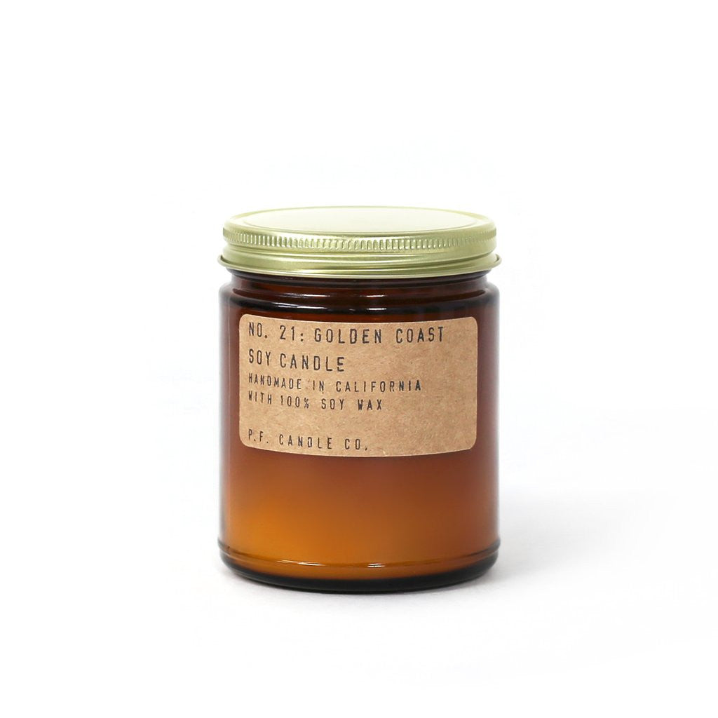 P.F. Candle Co. - Golden Coast Soy Candle