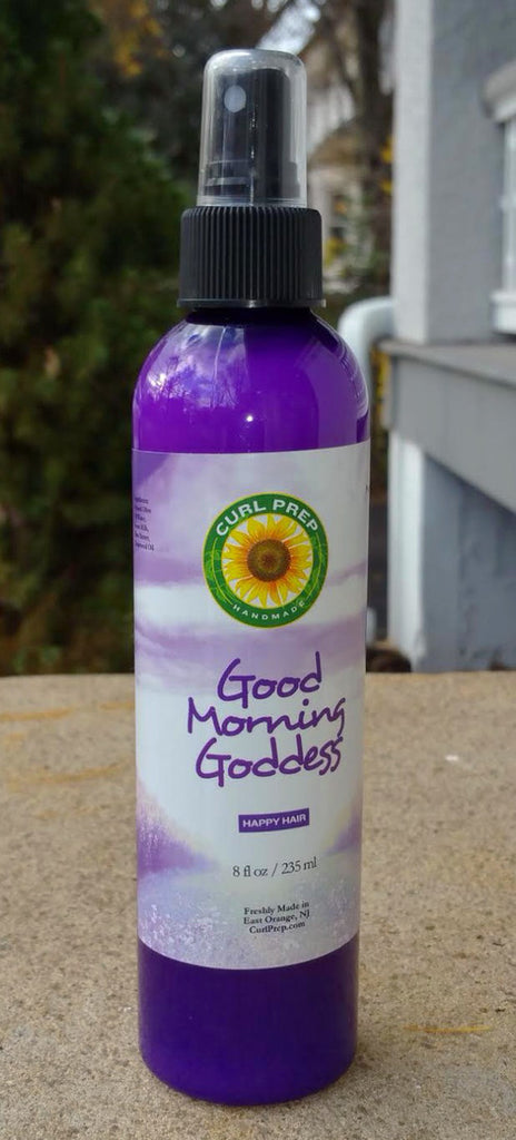 Curl Prep - Good Morning Goddess Refresher & Detangler