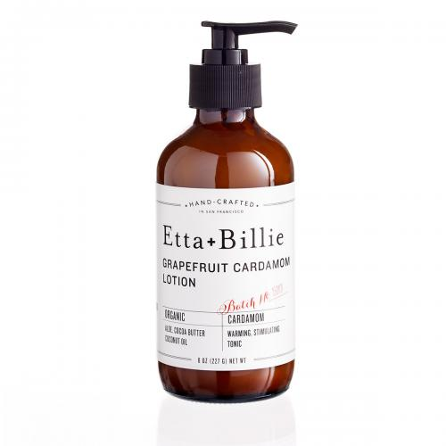 Etta + Billie Grapefruit Cardamom Body Lotion