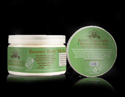 Yadain - Green Drink Recovery Body Melt